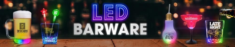 LED Barware