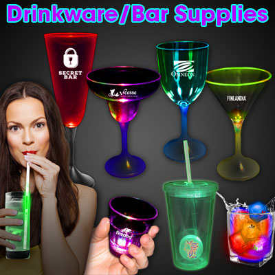 Bar Supplies / Drinkware