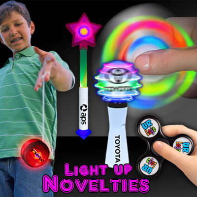 Light Up Novelties