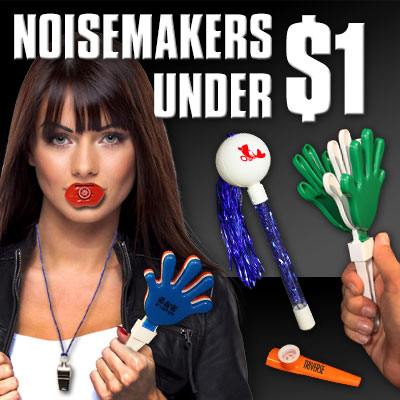 Noise Makers & Non Light Up Novelties