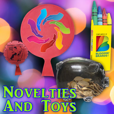 Non Light Up Novelties & Toys
