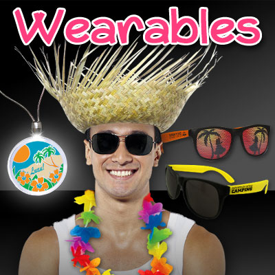Luau Wearables