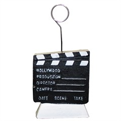 Clapboard   Balloon Weight