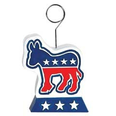Democratic Donkey   Balloon Weight