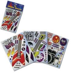 Rock Star Stickers