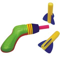 Toy Missile Shooters