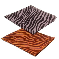Animal Print Bandanas - 19 Inch