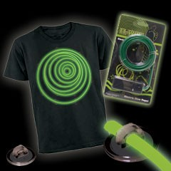 Green Lumilite Electronic Costume Kit