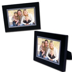 Black Photo Frame for 4''x 6'' Photo