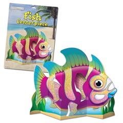 Glitter Fish Centerpiece