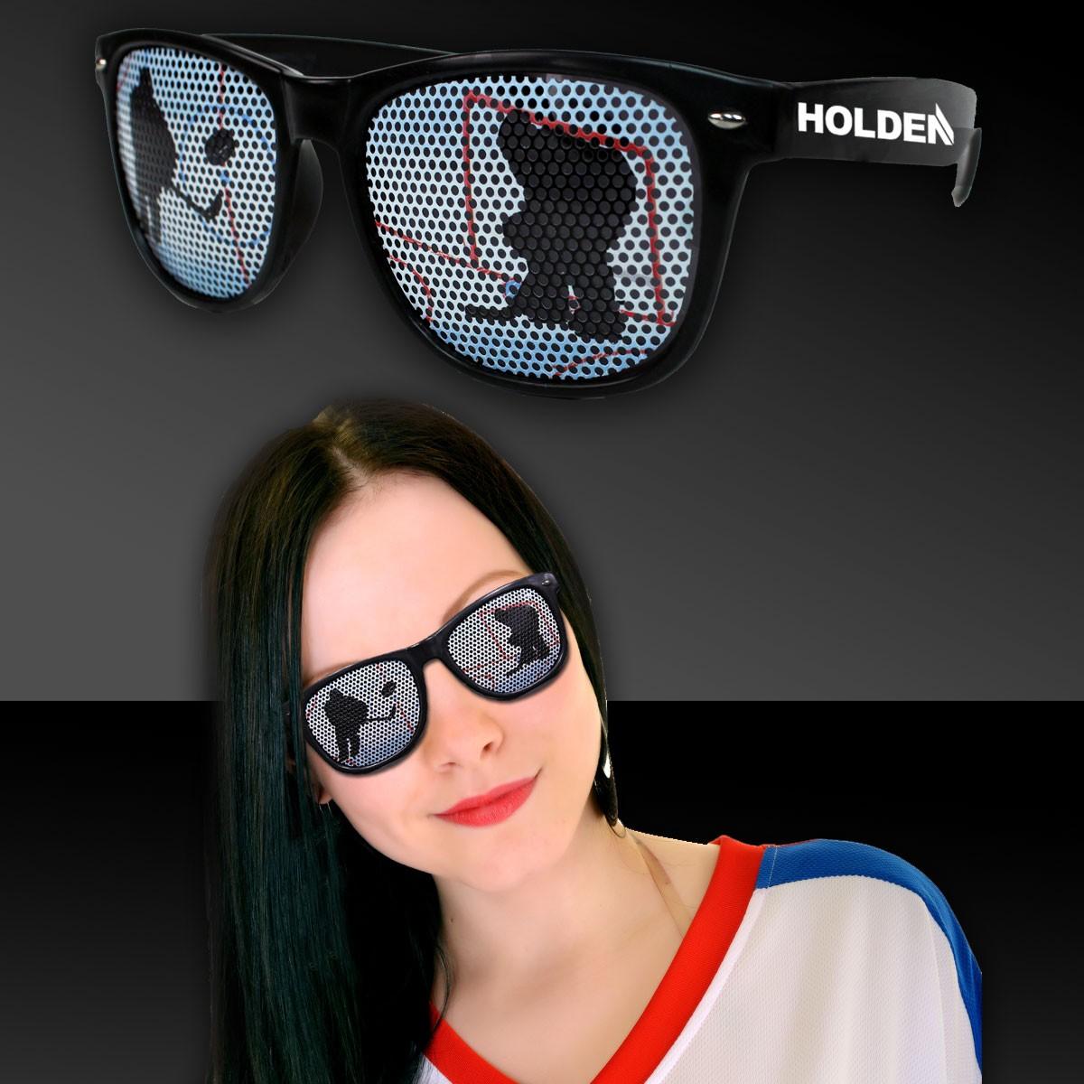 Hockey Billboard Sunglasses