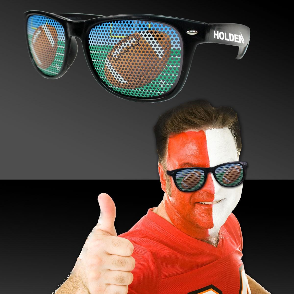 Football Billboard Sunglasses