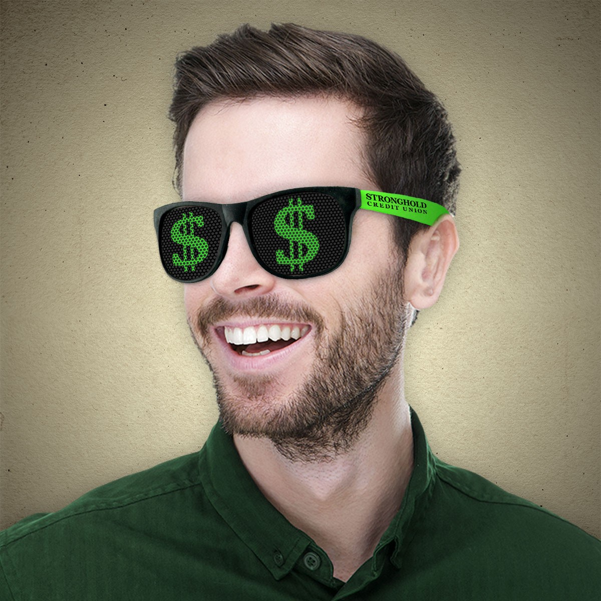 bc0a3570dc53 Dollar Sign Novelty Sunglasses - Sunglasses