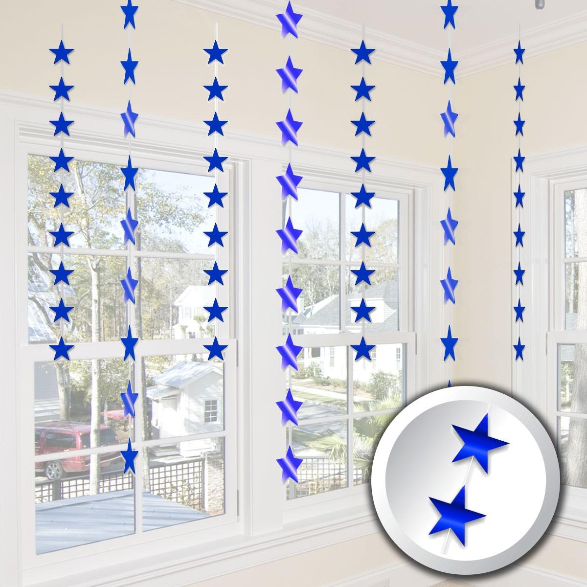 Blue Star Stringer