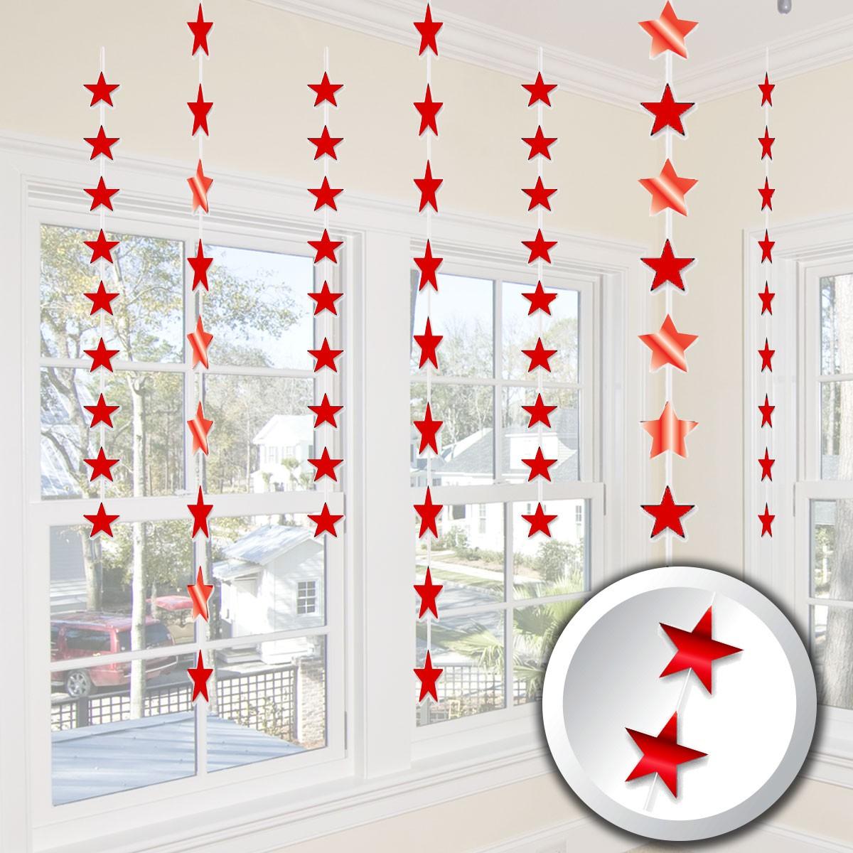 Red Star Stringer