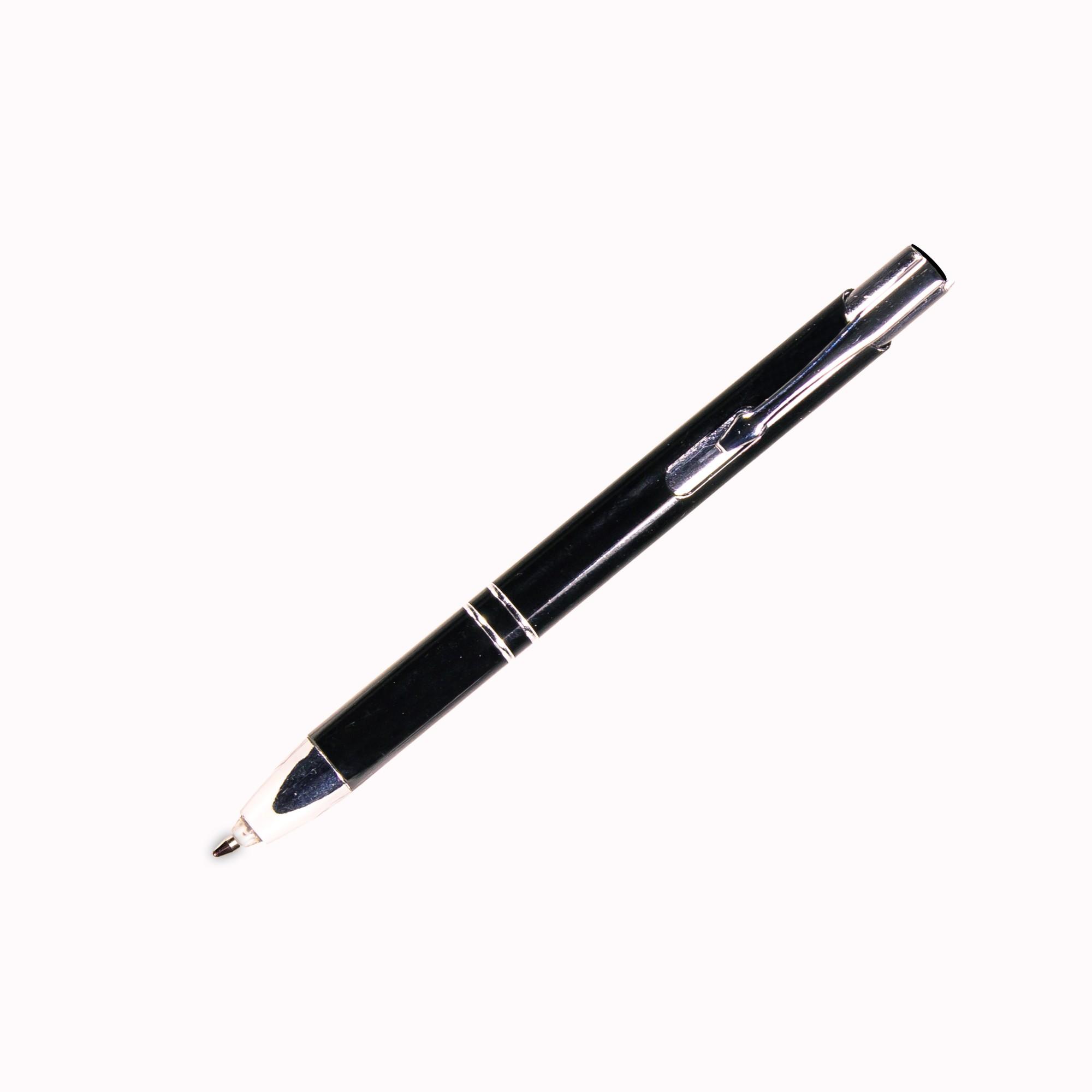led black pen