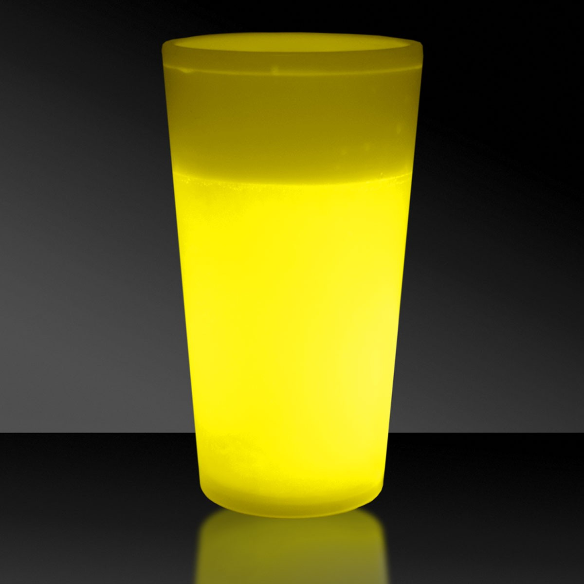 12 Ounce Glow Cups Bar Supplies Drinkware
