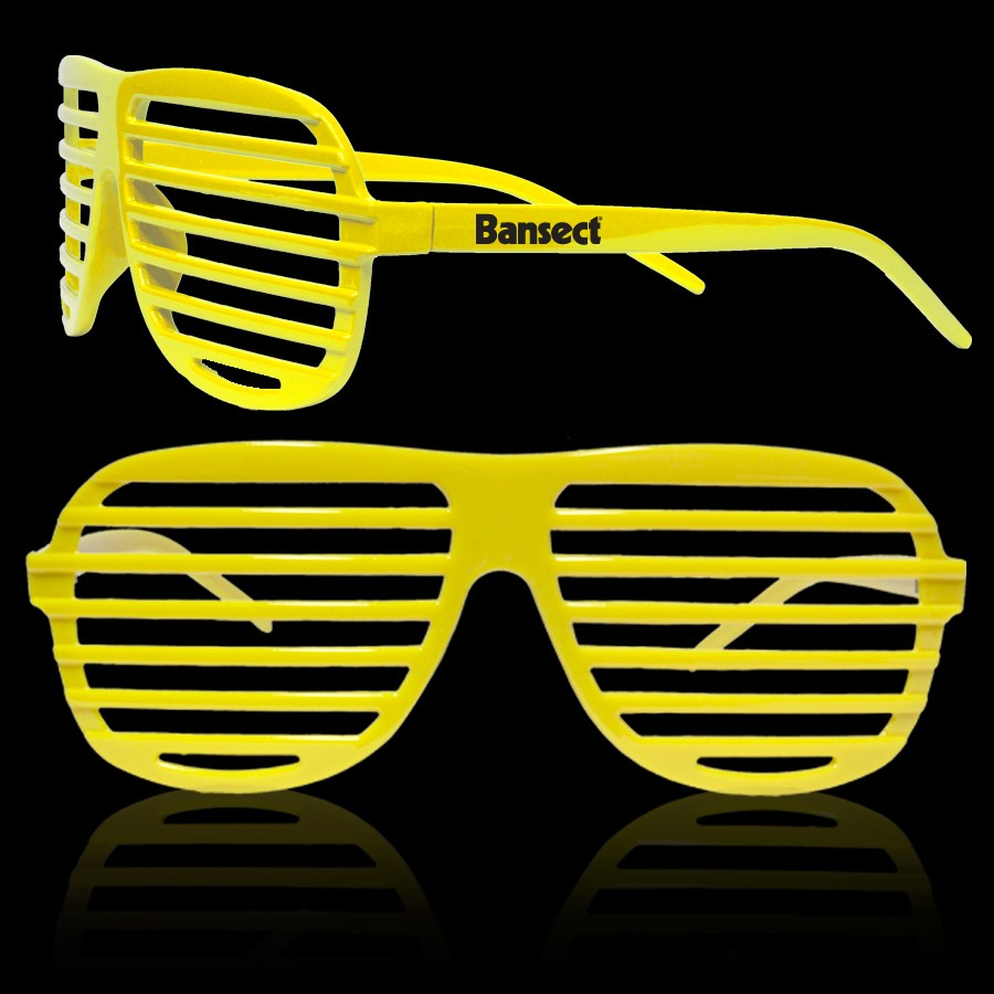 Yellow Slotted Shutter Shades Yellow Gold Shop By Color