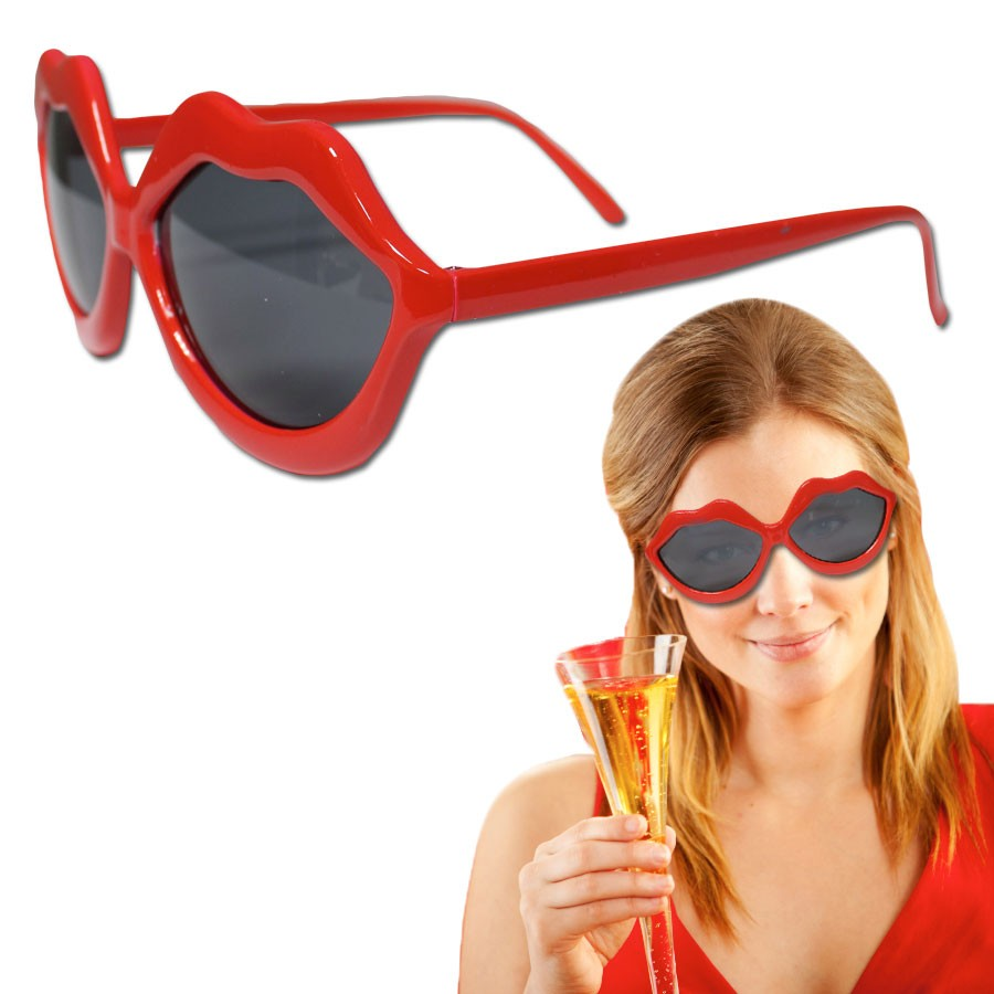 Lip Sunglasses  red plastic lip sunglasses sunglasses eyeglasses masks