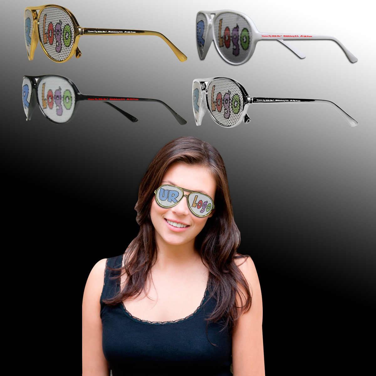 Aviator Billboard Sunglasses