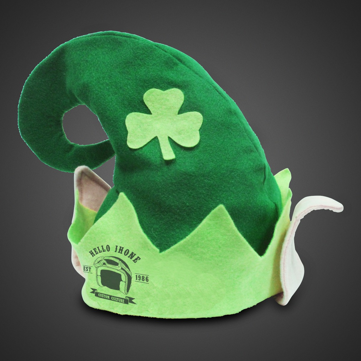 Shamrock Leprechaun Hat