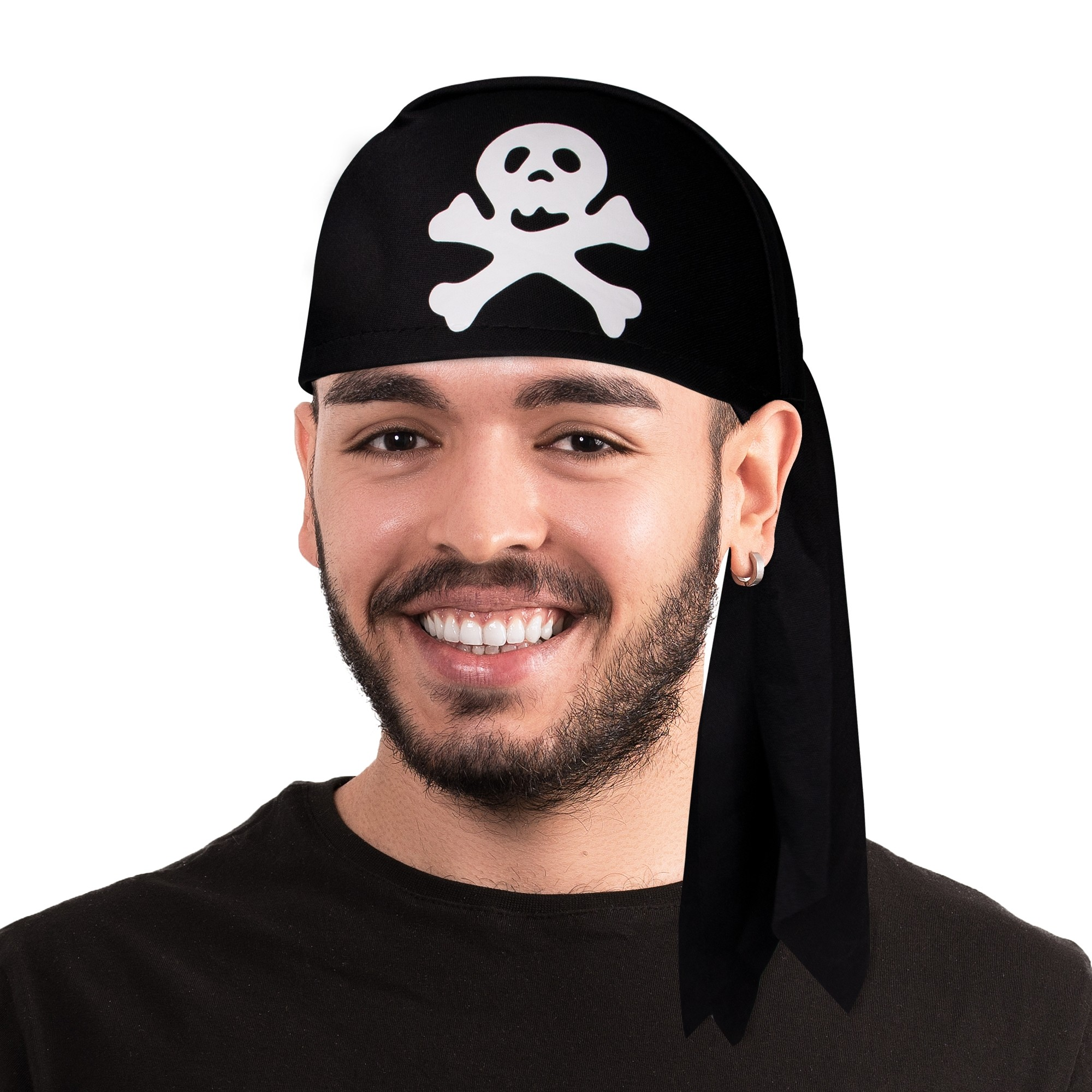 Pirate Skull Cap