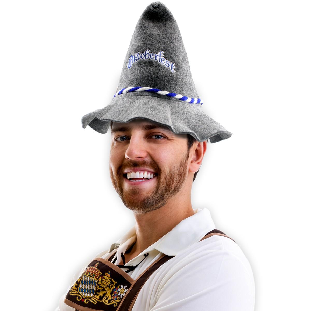 Oktoberfest Felt Hat