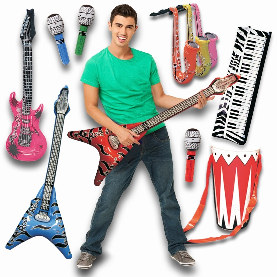 24 Piece Inflatable Band