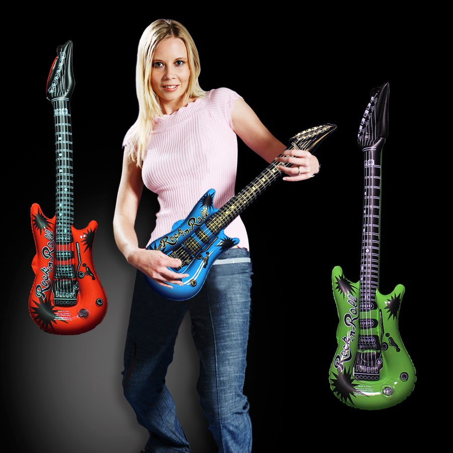 Inflatable Guitars - 20 Inch