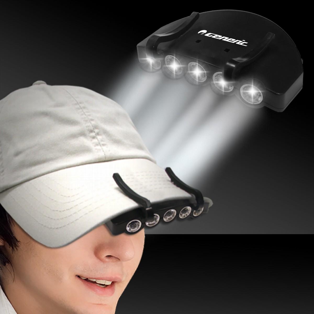 LED Cap Light - 3 1/4 inch