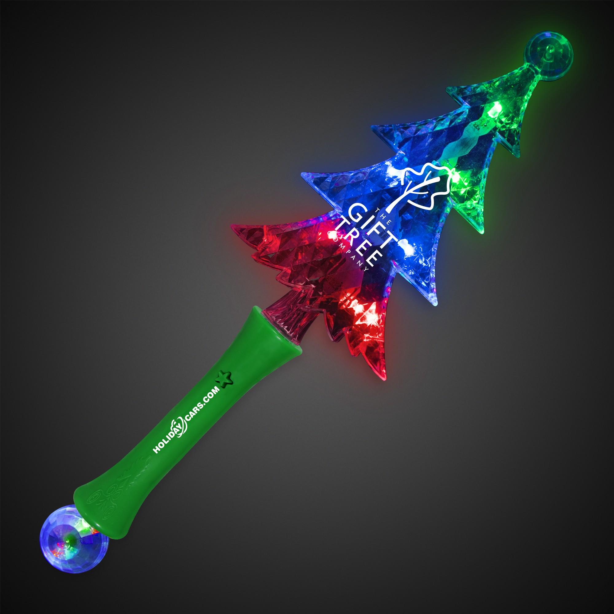 "LED Christmas Tree Wand - 13"""