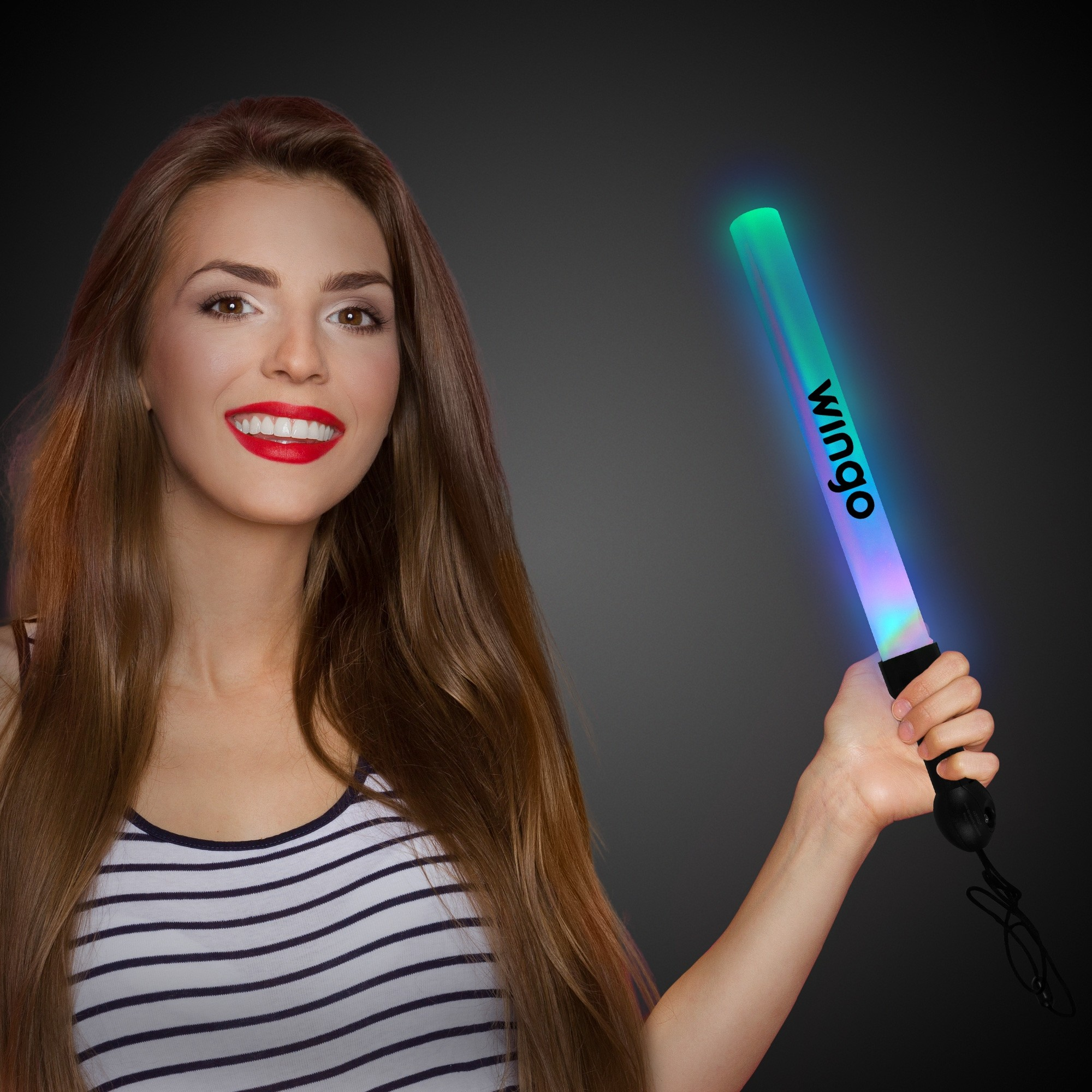 "LED Concert Baton - 13"""