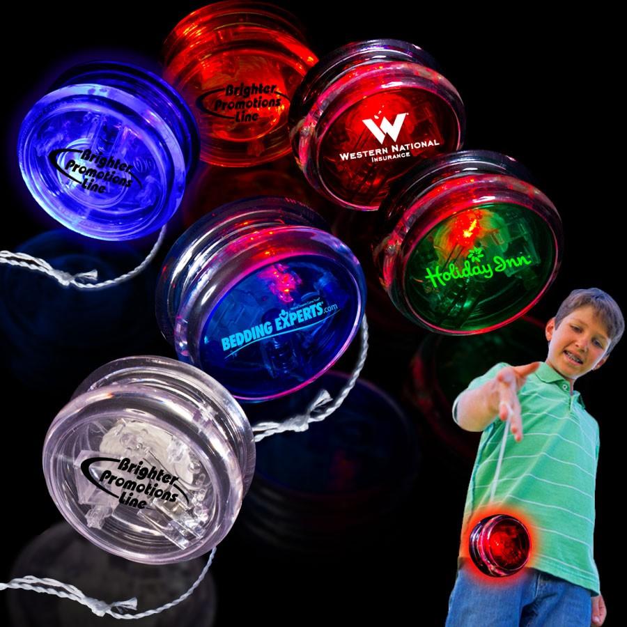 LED Yoyos
