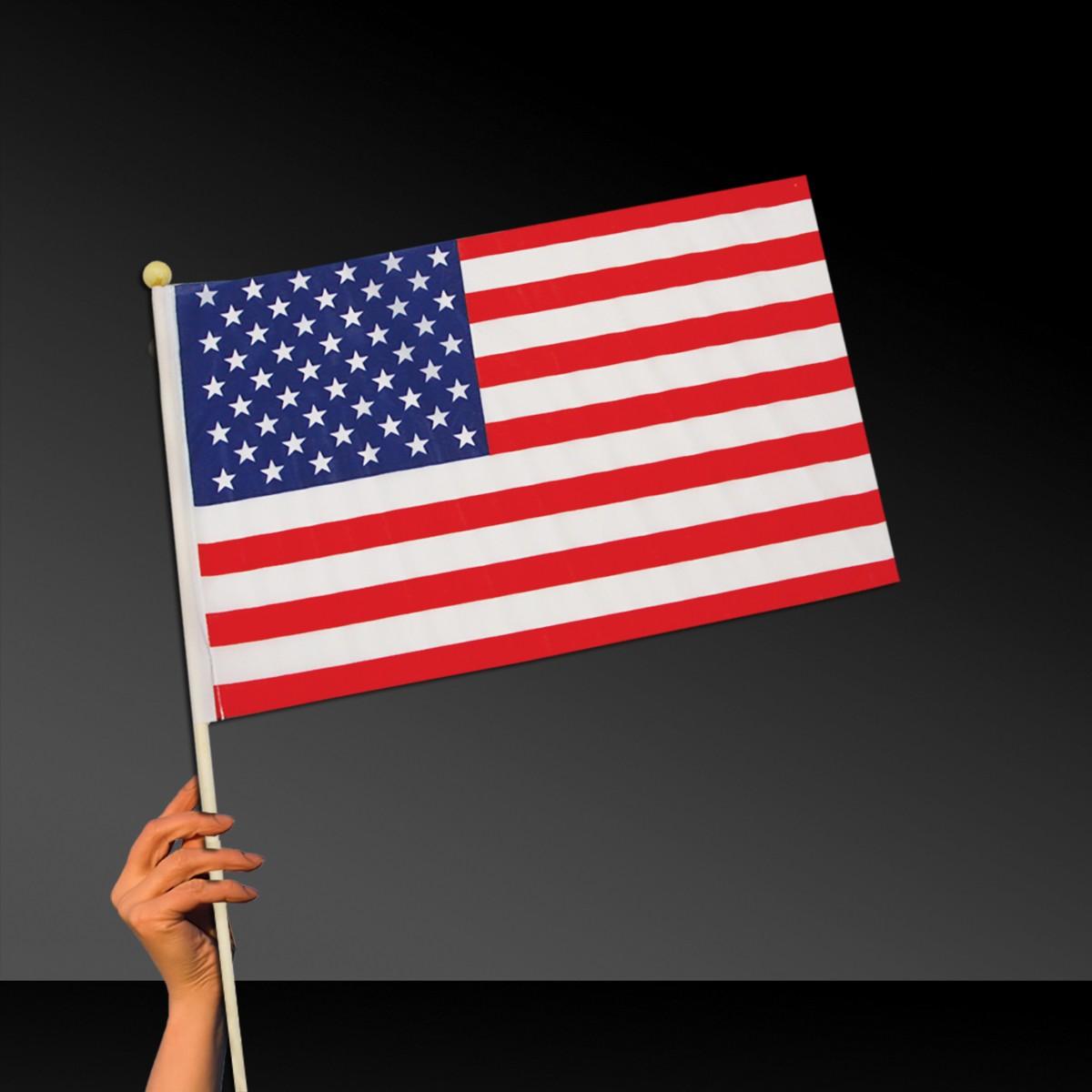 """American Flag <br>12"""" x 18""""</br>"""