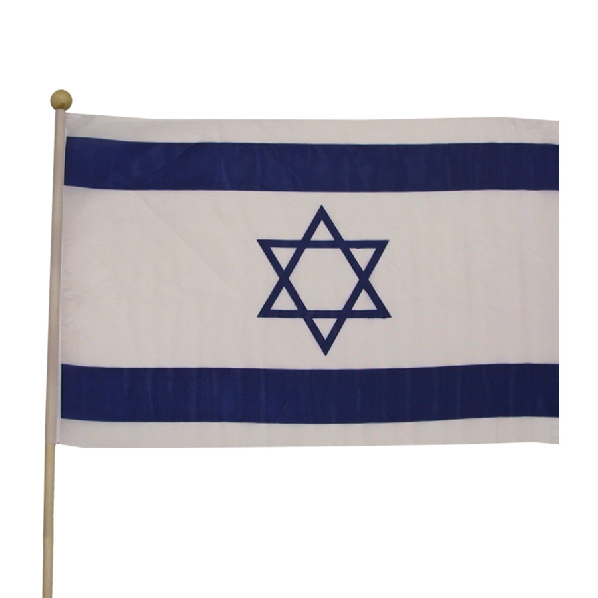 "Israeli Flag <br>12"" x 18""</br>"