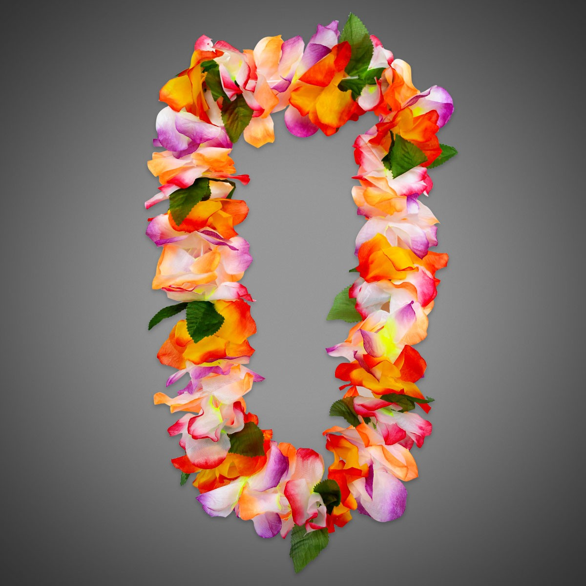 Jumbo Flower Leis 40 Inch Leis Party Beads Medallions Leis and Boas