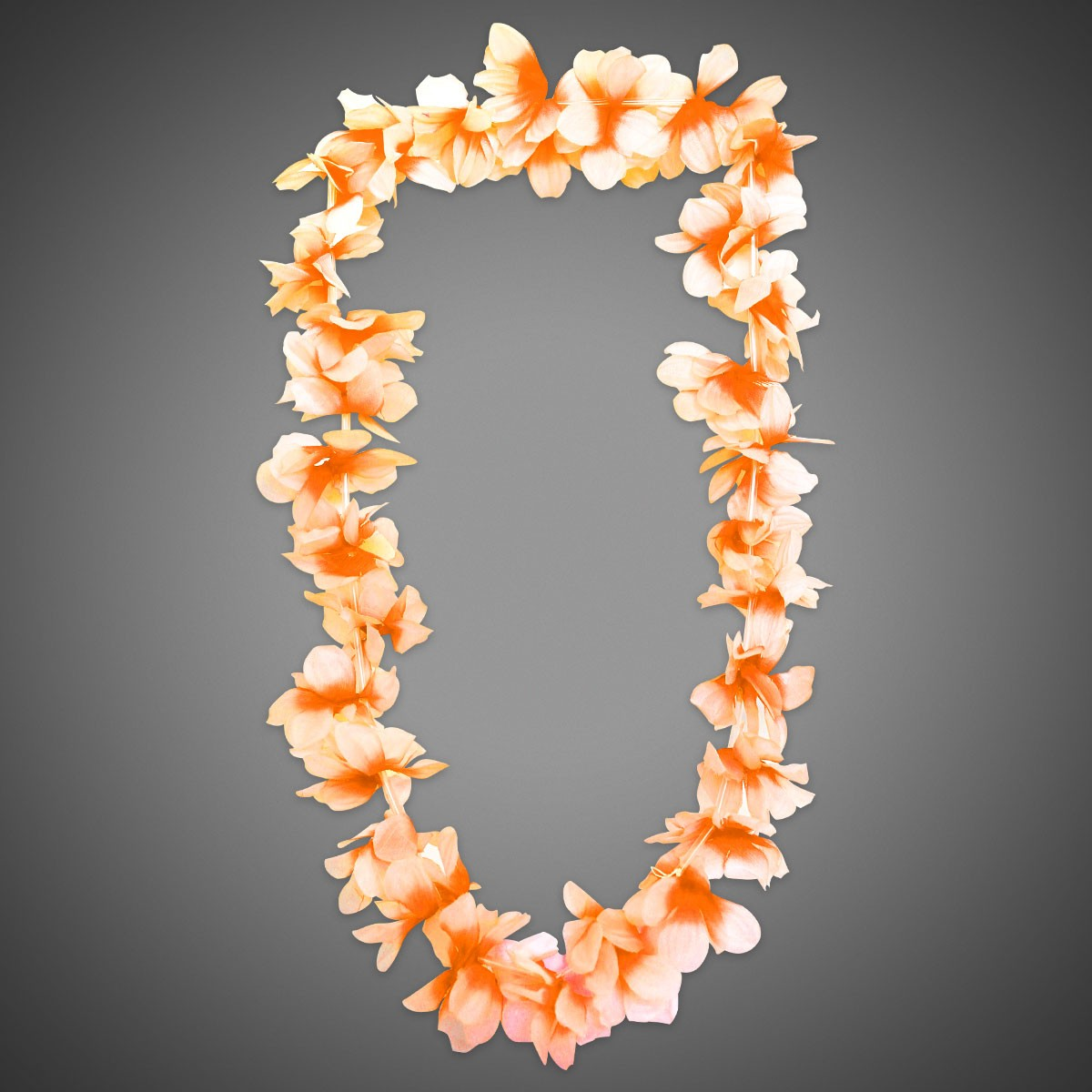 Orange flower leis orange shop by color orange flower leis double click on above image to view full picture mightylinksfo