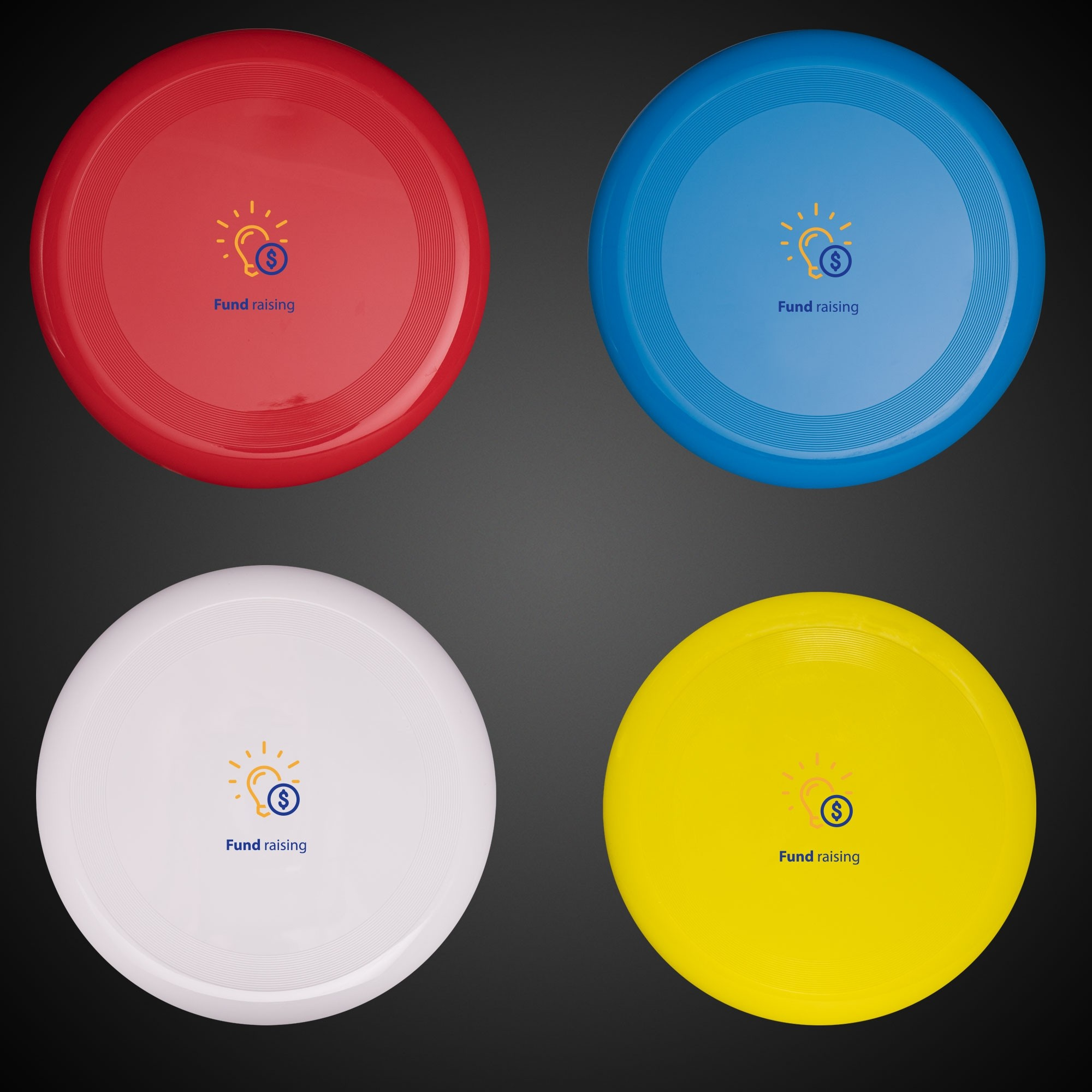 "10"" Flying Disc - Assorted Colors"