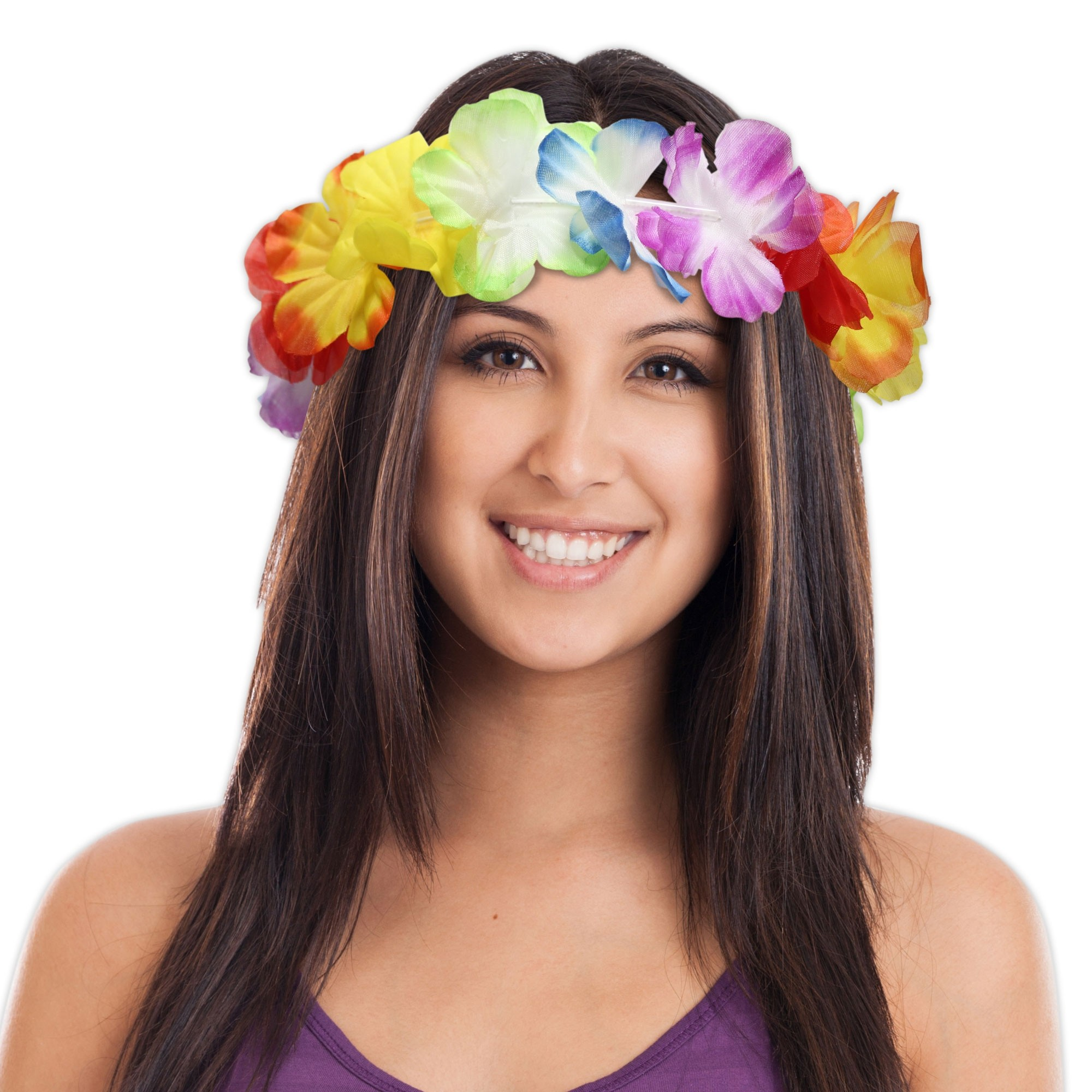 Jumbo Flower Headband - 21 inch