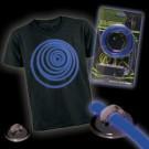 Blue Lumilite Electronic Costume Kit