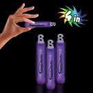 "Purple 4""  Premium Glow Sticks"