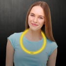 Yellow Glow Necklaces