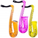 Inflatable Saxophones