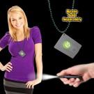 Silver Credit Card Light  w/ J - Hook