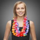 Carnation Flower Leis