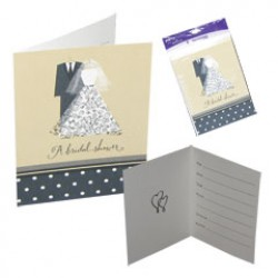 I Do Bridal Invitations