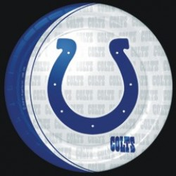 Indianapolis Colts 9'' Plates