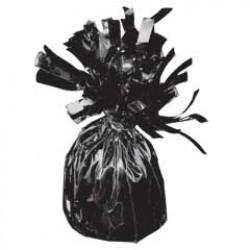 Black Foil Balloon Weight - 2.5 Inch