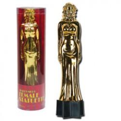 Gold Award Female Statue