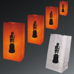 Awards Night Luminary Bags - 50 Pack
